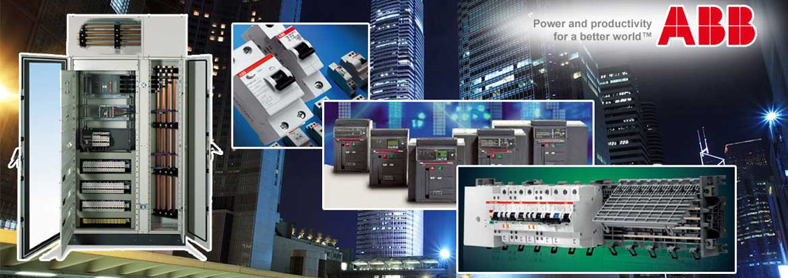 DISTRIBUTOR ABB INDONESIA - LOW VOLTAGE